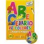 Libro Abecedario De Colores Con Pizarra Mágica Cd-rom
