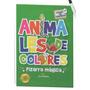 Libro Animales De Colores - Pizarra Mágica Incluye Cd-rom