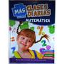 Libro Más Clases Diarias Matemática 1º Ciclo Con Cd