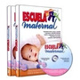 Libro Escuela Maternal 2 Tomos+ Cd-rom Editorial Lexus
