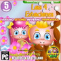 Juegos Educativos En Cd Infantiles Las 4 Estaciones