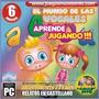 Juegos Educativos En Cd Infantiles El Mundo De Las Vocales