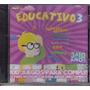 Juegos Educativos En Cd Infantiles Educativo Volumen 3