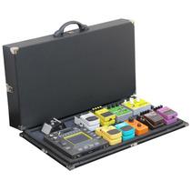Estuche Para Pedales Rígido -pedalboard -65x32cm Utilizables