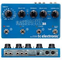 Tc Electronic Flashback X4 Delay Programable Looper