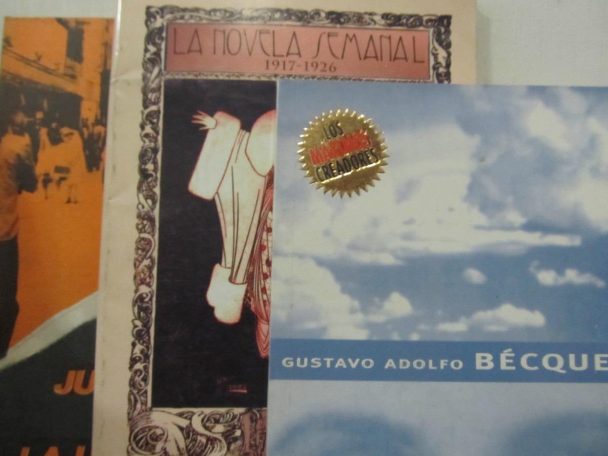 Gustavo Adolfo BecQuer novelas