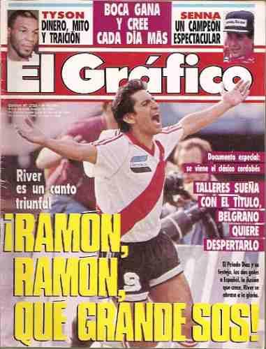 Ramón Diaz! Yo te banco
