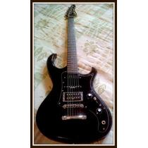 Guitarra Aria Pro 2 The Cat Japón. C/ 1 Duncan Doble Y 2 Ds