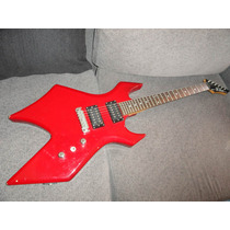 Guitarra Bc Rich Warlock Bronze Series. Dean Shecter Ibanez
