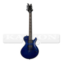 Guitarra Dean Deceiver Fm Tbl Mics Emg 81/85