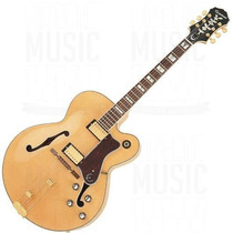 Guitarra Eléctrica Epiphone By Gibson Broadway Natural