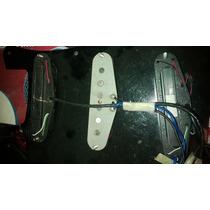 Pick Strat Seymour Duncan Hot Rails Fender Vintage Custom