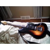 Fender Jazzmaster Blacktop