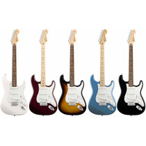 Fender Stratcocaster Standard Nuevas! Made In Mexico