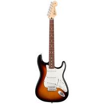 Fender Guitarra Stratocaster Standard México Sss Rwn S/f Sun