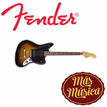 Guitarra Fender Jaguar B90 Blacktop Mexico 014 - 8800