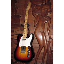 Fender American Standard Telecaster Como Nueva ´11 Con Skb
