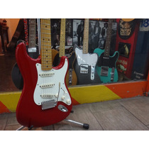 Fender Stratocaster Classic 50 ´s Mango Soft V Red Torino