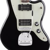 Guitarra Fender Jazzmaster Blacktop Mexico, Rwn, Hs, Black