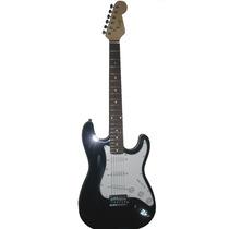 Guitarra Eléctrica Stratocaster Parquer Excelente Calidad