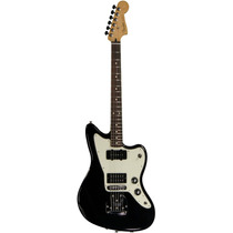 Fender Jazzmaster Blacktop Mexico Guitarra Mic Doble+ Duncan