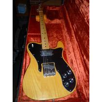 Fender Telecaster Custom 1972!!! Estuche Original