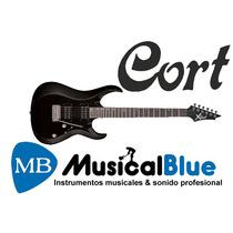 Guitarra Electrica Stratocaster Cort X2bk