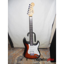 Guitarra Elect Fender Squier Bullet Mic Doble.musicapilar