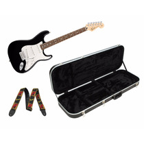 Guitarra Eléctrica Fender Strato Telecaster Standard Estuche
