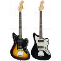 Fender Jazzmaster Blacktop Mexico Oferta