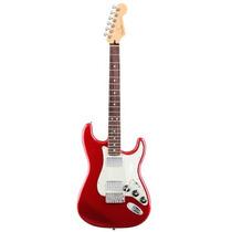 Oferta! Guitarra Fender Stratocaster Mexico Modelo Blacktop,