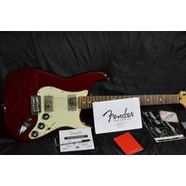 Fender Stratocaster Blacktop Mexico