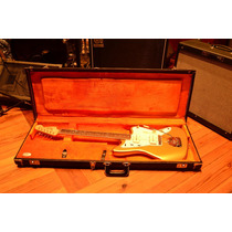 Fender Jazzmaster American Vintage 65 Aztec Gold Con Estuche