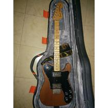 Oferta Fender Telecaster Deluxe Re Edición72. Permuto