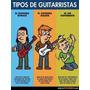Clases De Guitarra Y Bajo (a Domicilio) Precios Accesibles!