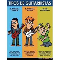 Clases De Guitarra Y Bajo//200$ X Mes A Domicilio