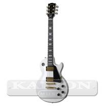 Guitarra Gibson Les Paul Studio Premium Acc Dorados