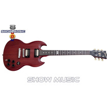 Gibson Sgm 2014 Sg 120 Aniversario Min E Tune Made In Usa