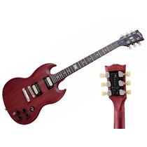 Guitarra Electrica Gibson Sgm 2014 Mini E Tune C/funda - Usa
