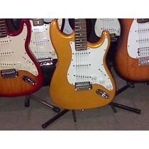 Aria Strato Sx Squier Fender 2014! La Entregamos Calibrada