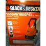 Lavadora A Presión Black&decker 1500w/1800psi(12,5mpa)