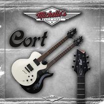 Guitarra Cort Z-44 Series Tipo Les Paul