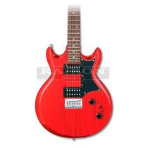 Guitarra Ibanez Gax30 Tr Transparent Red