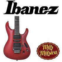 Ibanez S5470 F Rvk Guitarra Electrica S Prestige Red Viking