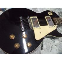 Les Paul Custom Black Permuto