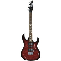 Guitarra Ibanez Grx70 Qa Trb Gio Series Nueva Garantía