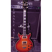 Ibanez Artist Impecable Guitarra 86 E/rigido !!!