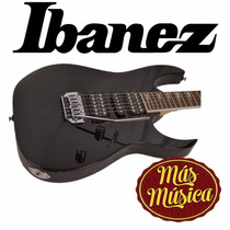 Guitarra Electrica Gio 170 Black Night Ibanez Grg170 Dx Bkn