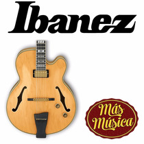 Guitarra Electrica Pat Metheny Natural Ibanez Pm200 Nt