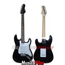 Guitarra Electrica Kansas Egp15b Musicapilar